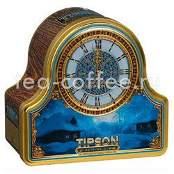 Чай Tipson Tea Clock Midnight 125 гр Шри Ланка