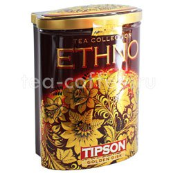 Чай Tipson Ethno Golden Disk 100 гр Шри Ланка