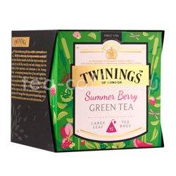 Чай Twinings Летние Ягоды (15 пакетиков) Великобритания