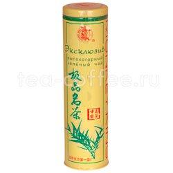 Чай Король обезьян Эксклюзив высокогорный зеленый чай 120 гр ж/б Китай