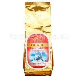 Чай Ти Тэнг Бергамот со сливками 100 гр  Шри Ланка