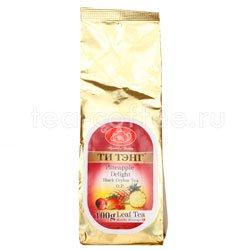Чай Ти Тэнг Тропическая смесь с ананасом 100 гр Шри Ланка