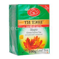 Чай Ти Тэнг Кленовый сироп 100 гр Шри Ланка