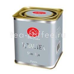 Чай Ти Тэнг Серебряные типсы 50 гр  Шри Ланка