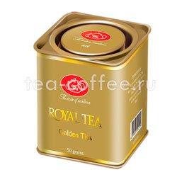 Чай Ти Тэнг Золотые типсы 50 гр  Шри Ланка