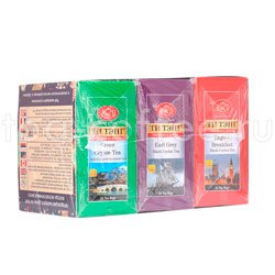 Чай Ти Тэнг New Year 3 вида чая Шри Ланка