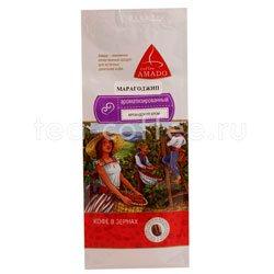 Кофе Amado в зернах Марагоджип Ирландский Крем 200 гр