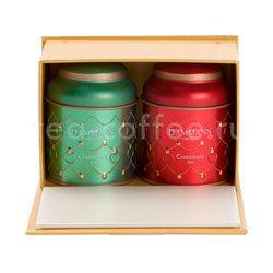 Подарочный чайный набор Dammann Christmas Tea