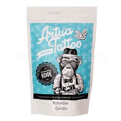 Кофе Artua Tattoo Coffeelab Колумбия Куиндио в зернах 250 гр Россия