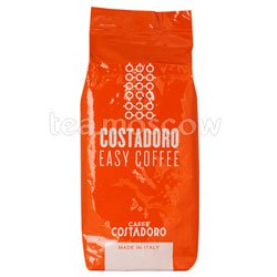 Кофе Costadoro Easy Coffee в зернах 1 кг Италия