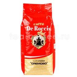 Кофе De Roccis в зернах Rossa 1 кг