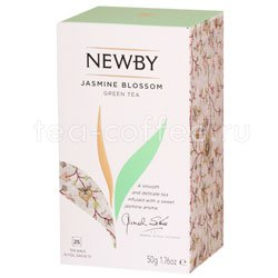 Чай Newby Цветок жасмина 25 шт Китай