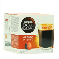 Кофе Dolce Gusto в капсулах Grande Intenso (Nescafe)