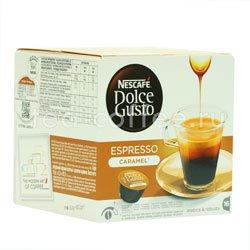 Кофе Dolce Gusto в капсулах Espresso Caramel (Nescafe)