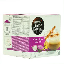 Кофе Dolce Gusto в капсулах Tea Latte (Nescafe)