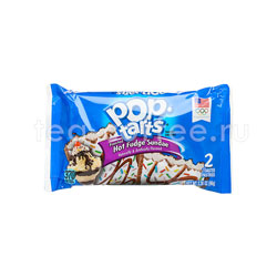 Бисквит Pop-Tarts Hot Fudge Sundae 104 гр США