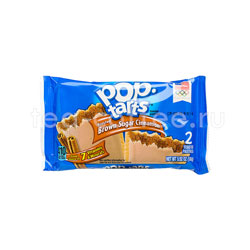 Бисквит Pop-Tarts Brown Sugar Cinnamon Печенье 104 гр США