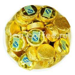 Золотой медальон 6г шу