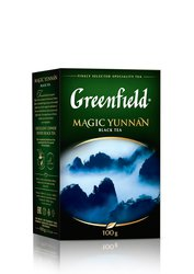 Чай Greenfield Magic Yunnan черный 100 г