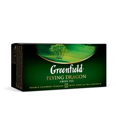 Чай Greenfield Flying Dragon Пакетики