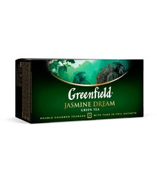 Чай Greenfield Jasmine Dream Пакетики