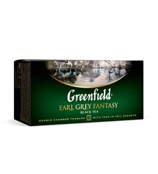 Чай Greenfield Earl Grey Fantasy Пакетики