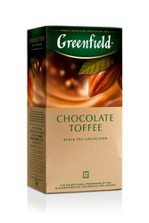Чай Greenfield Chocolate Toffee Пакетики Россия