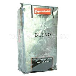 Кофе Espressissimo в зернах Blend 1 кг