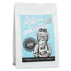 Кофе Artua Tattoo Coffeelab Никарагуа Марагаджип в зернах 250 г Россия