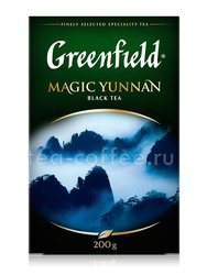 Чай Greenfield Magic Yunnan черный 200 г