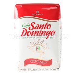 Кофе Santo Domingo молотый Puro Cafe Molido 226 гр