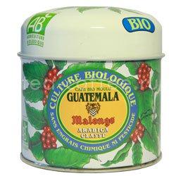 Кофе Malongo молотый Гватемала Био 125 гр