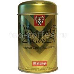 Кофе Malongo молотый Супремо Арабика 250 гр (ж.б.)