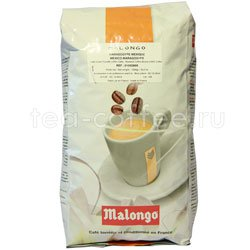 Кофе Malongo в зернах Mexico Maragogype 1кг