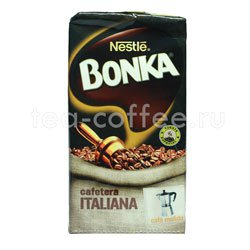 Кофе Bonka молотый Cafetera Italiana 250 гр Испания