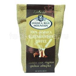 Кофе Jamaica Blue Mountain помол для турки 200 гр
