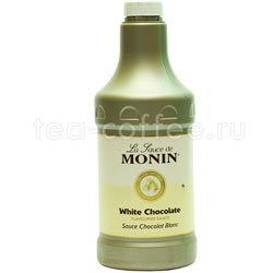 Соус Monin Белый Шоколад 1,89 л Франция