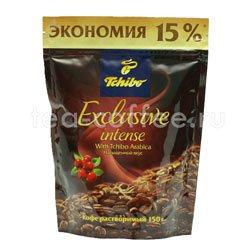 Кофе Tchibo растворимый Exclusive Intense 150 гр