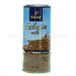 Кофе Tchibo растворимый Exclusive Mild 95 гр