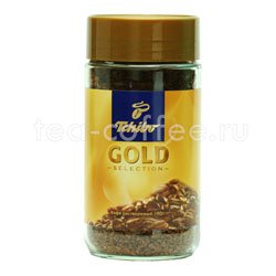 Кофе Tchibo растворимый Gold Selection 190 гр