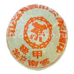 10 летний юннаньский пуэр Точа 250 г Китай
