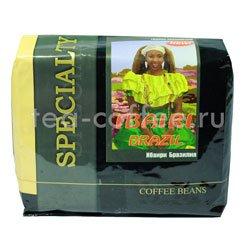 Кофе Блюз в зернах Brazil Ibairi 500 гр