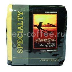 Кофе Блюз в зернах Nicaragua Maragogype 500 гр