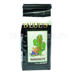 Кофе Блюз в зернах Mexico Maragogype 200 гр