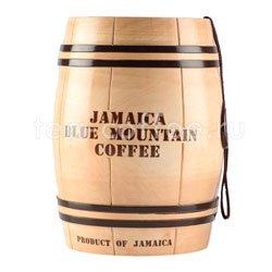 Кофе Jamaica Blue Mountain в зернах бочонок 1 кг