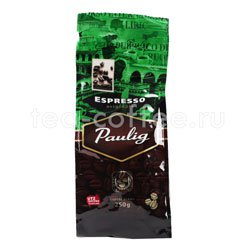 Кофе Paulig Espresso Originale в зёрнах 250 г