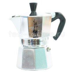 Гейзерная кофеварка Bialetti Moka Express 3 порции (120 мл)