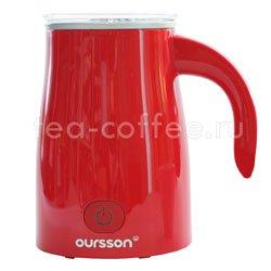Молоковзбиватель Oursson MF2500/RD (красный)