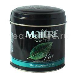 Чай Maitre Высогорный У-И 100 гр