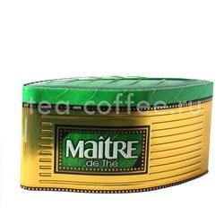 Чай Maitre Золотой лист ж/б 65 гр